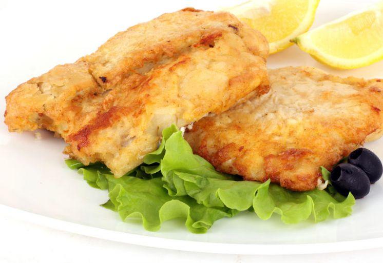 vestresca de bacalao frita