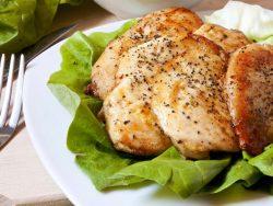 Pechuga de pollo fileteada 2