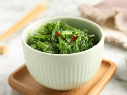 alga goma wakame