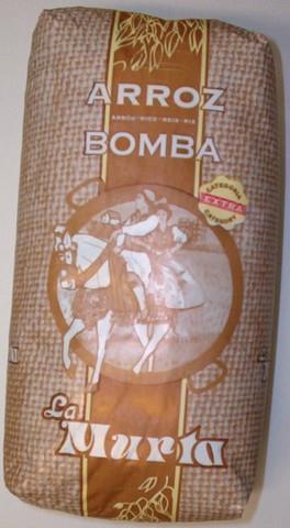 ARROZ BOMBA 10X1