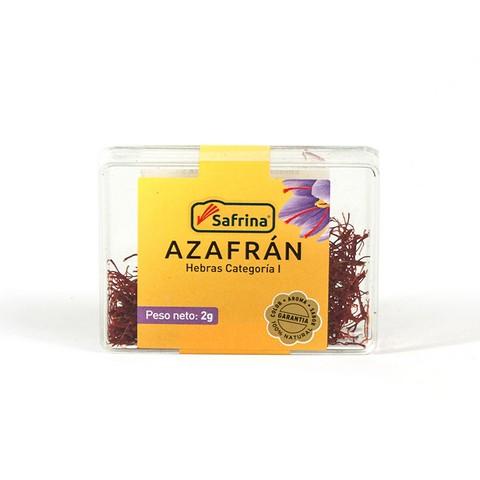 AZAFRAN EN HEBRAS 12X2GRS.