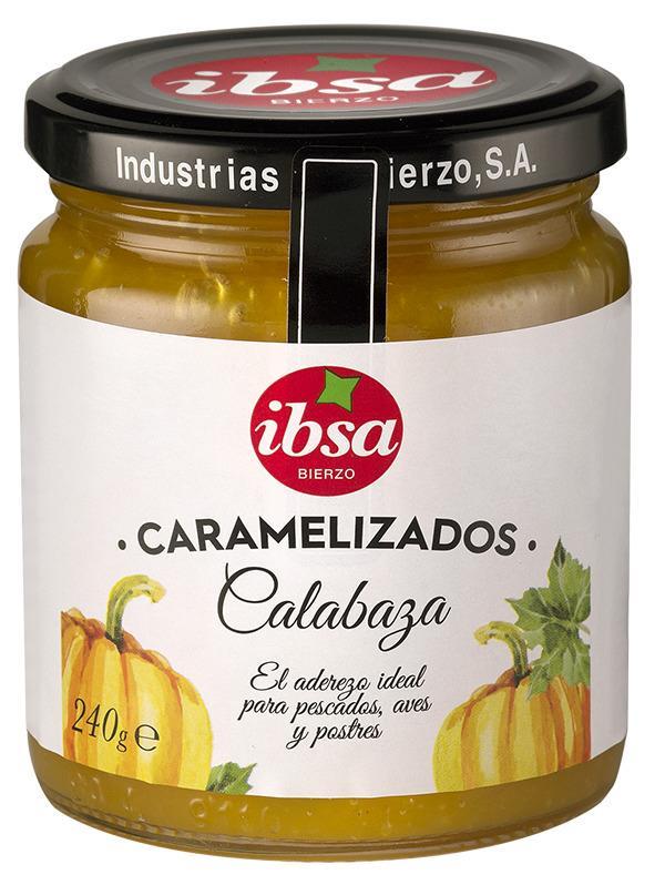 CALABAZA CARAMELIZADA 12X250