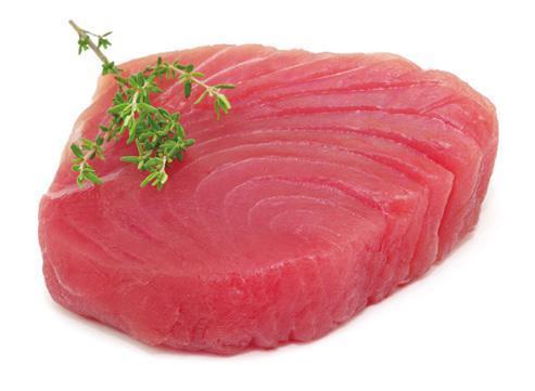 filete centro de atún