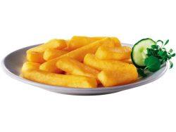patatas caseras congeladas