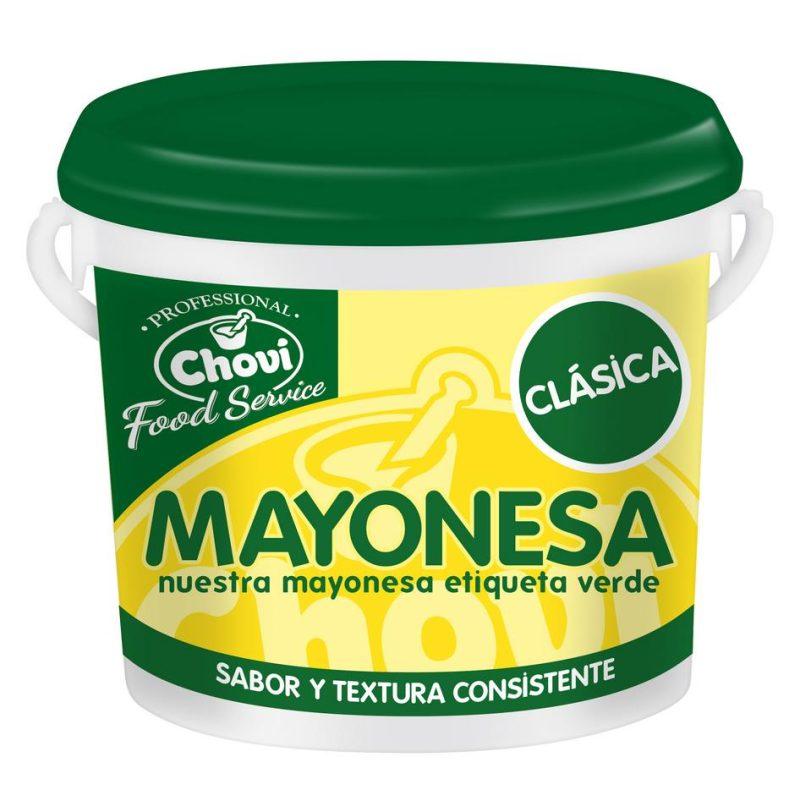 MAYONESA CLASICA E. VERDE 1X10L