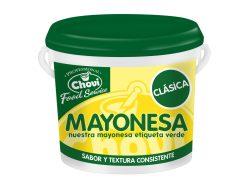 MAYONESA CLASICA E. VERDE 4X3600