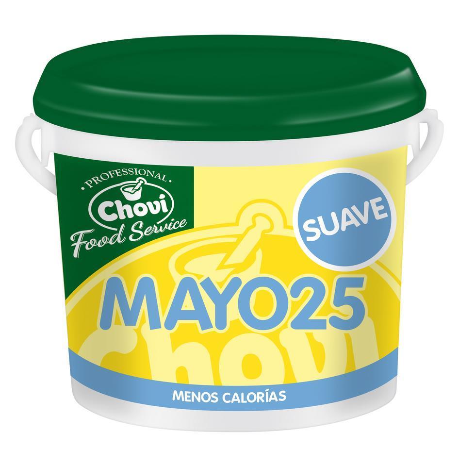 MAYO 25 CUBO 3,6 4X3600