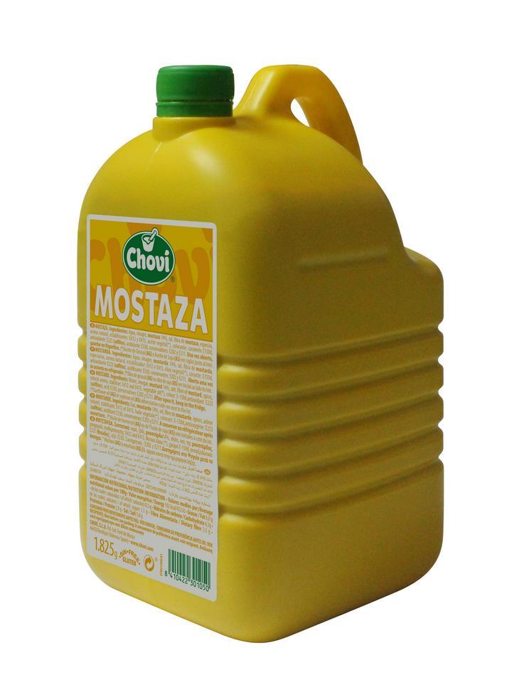 MOSTAZA 6X1825