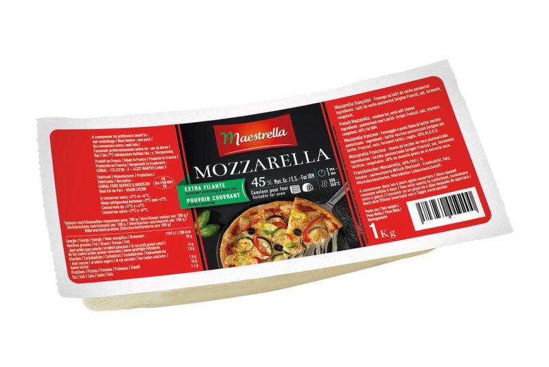 MOZZARELLA BARRA 5X1