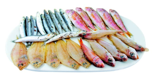 pescaditos para fritura