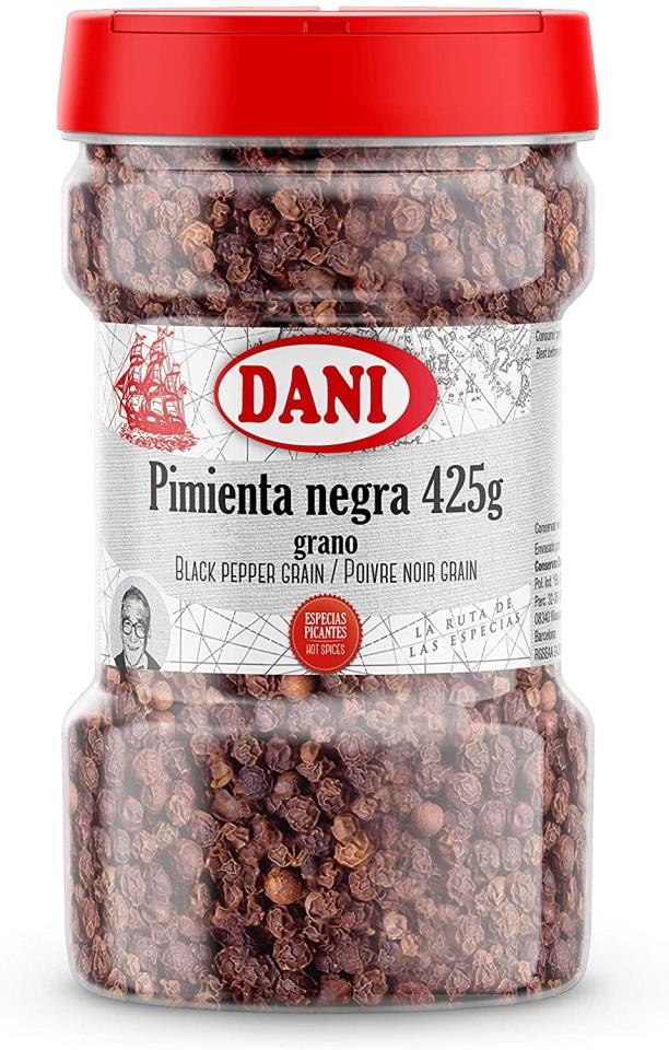 PIMIENTA NEGRA GRANO 6X425