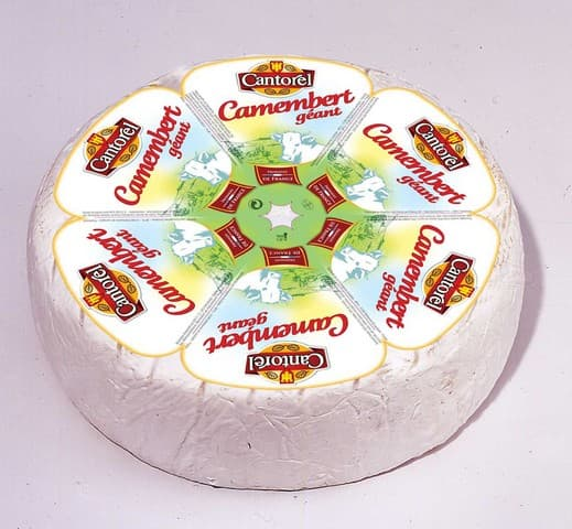 QUESO CAMEMBERT 2 UDS P.V.