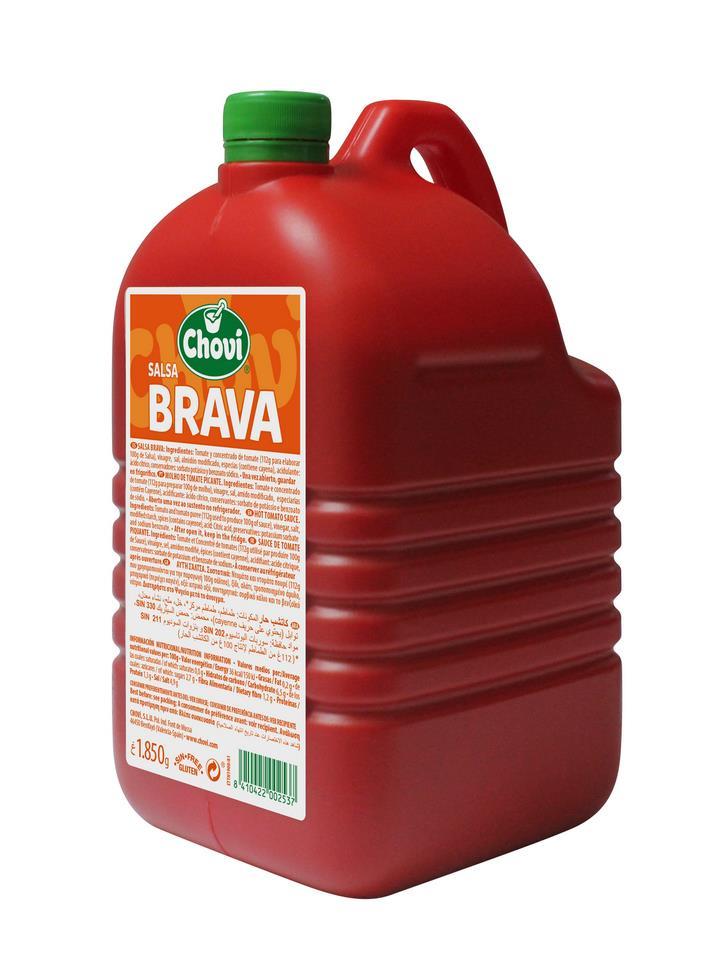 SALSA BRAVA 6X1850