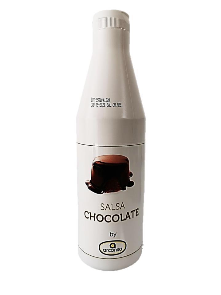 SALSA DE CHOCOLATE 6X1,2