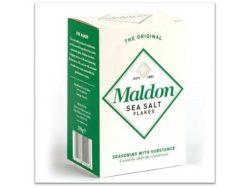 SAL MALDON PAQUETE 12X250
