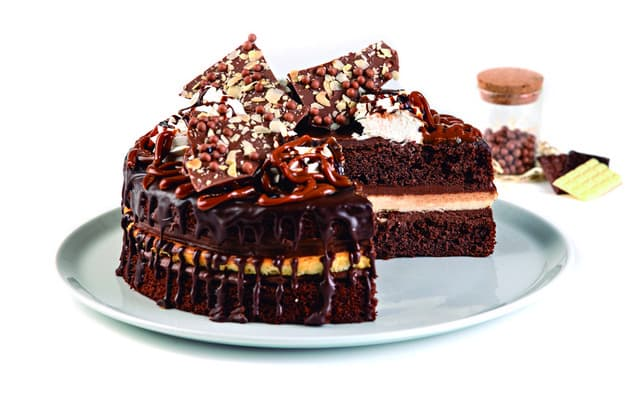 TARTA MONSTER CAKE 14 RACIONES