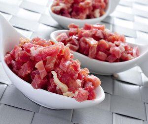 picadillo de jamon