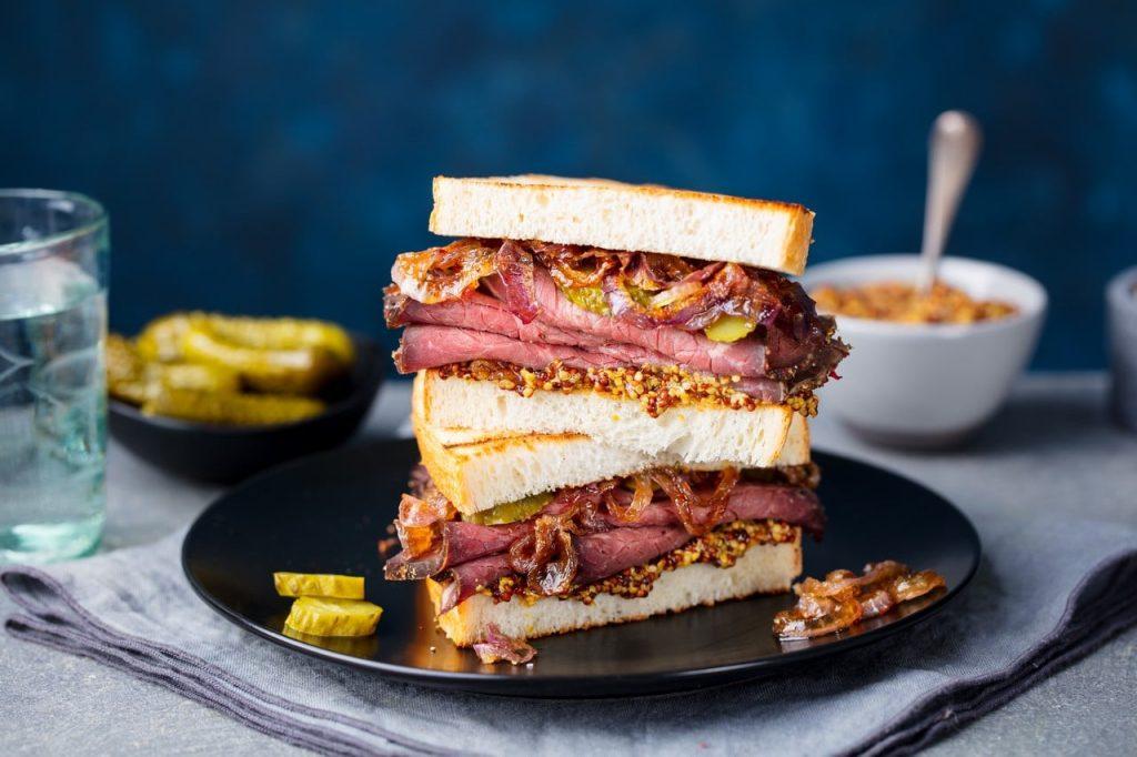 Sandwich-de-pastrami