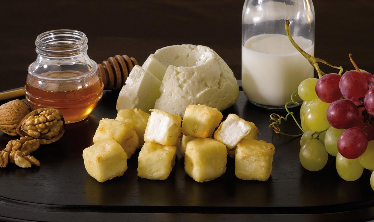 queso-de-cabra-en-tempura