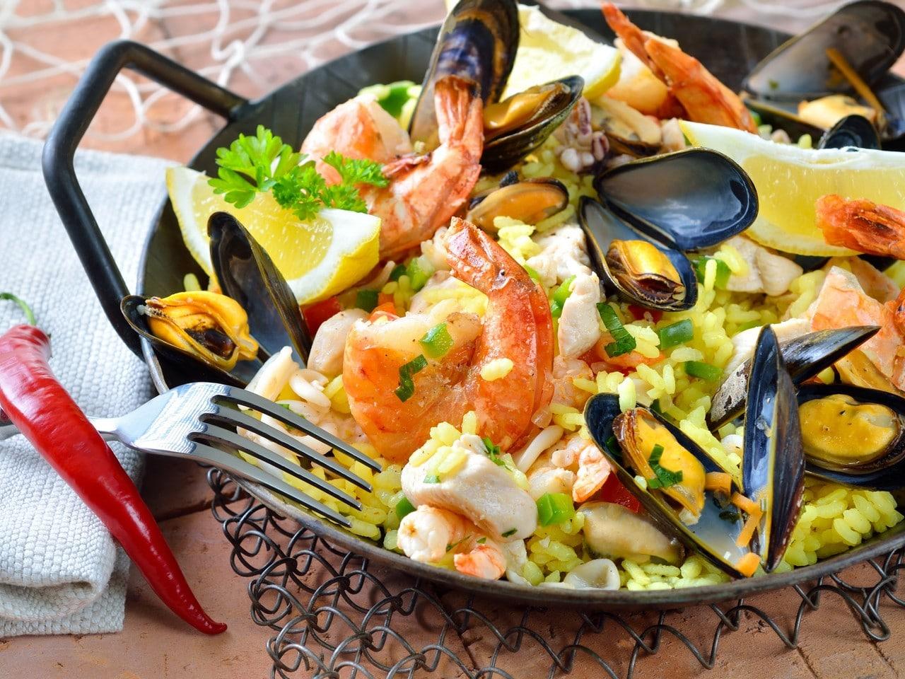 paella-de-mariscos