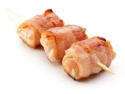 bacon loncheado sin piel