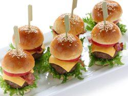 hamburguesas mixtas