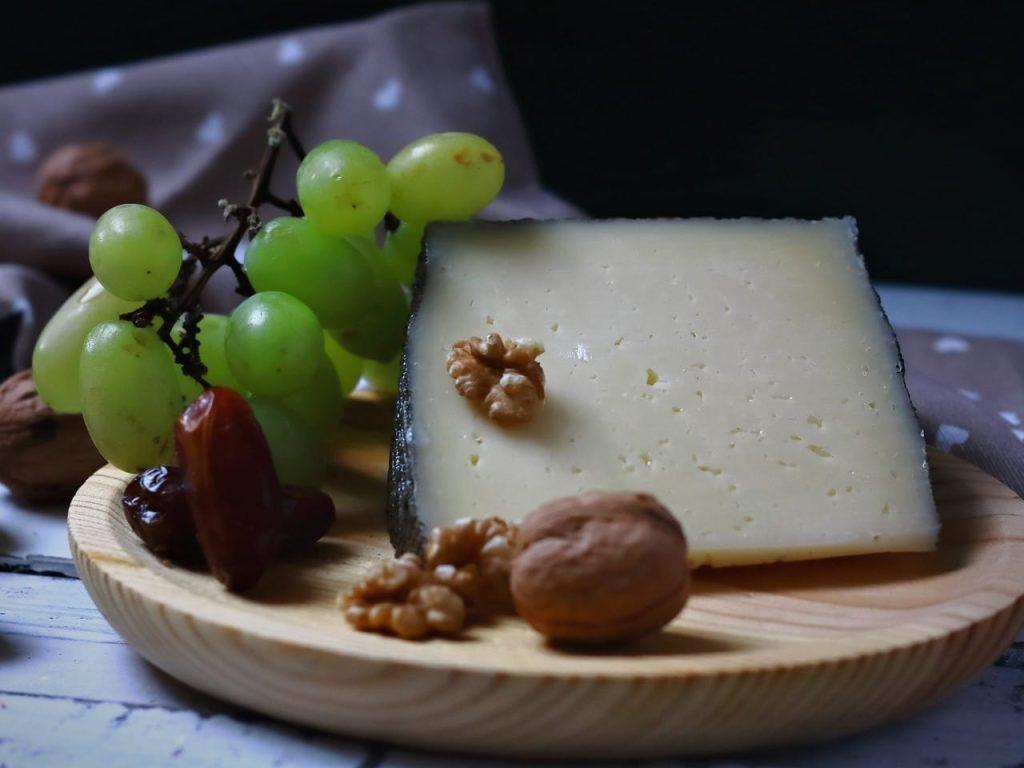 quesos semicurados