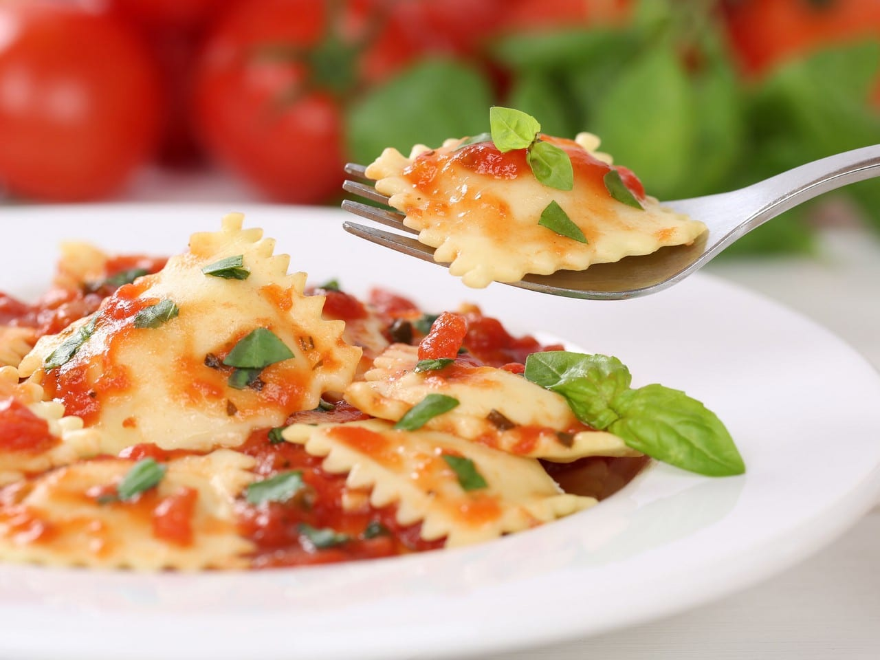 mini raviolis